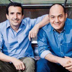 Antonio Sanint y Julian Arango