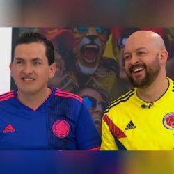 Jose Richard y Cesar Daza